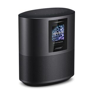 Angled view of Bose Smart Speaker 500