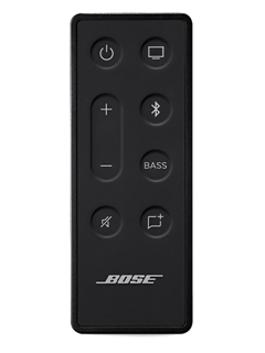 Bose TV Speaker remote control