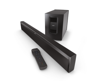 soundbar and 1 speaker home theater support. Black Bedroom Furniture Sets. Home Design Ideas
