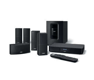 CineMate® 520 home theater system a171098445e8f