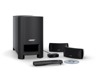 CineMate® digital home theater speaker system - Bose Product ... on