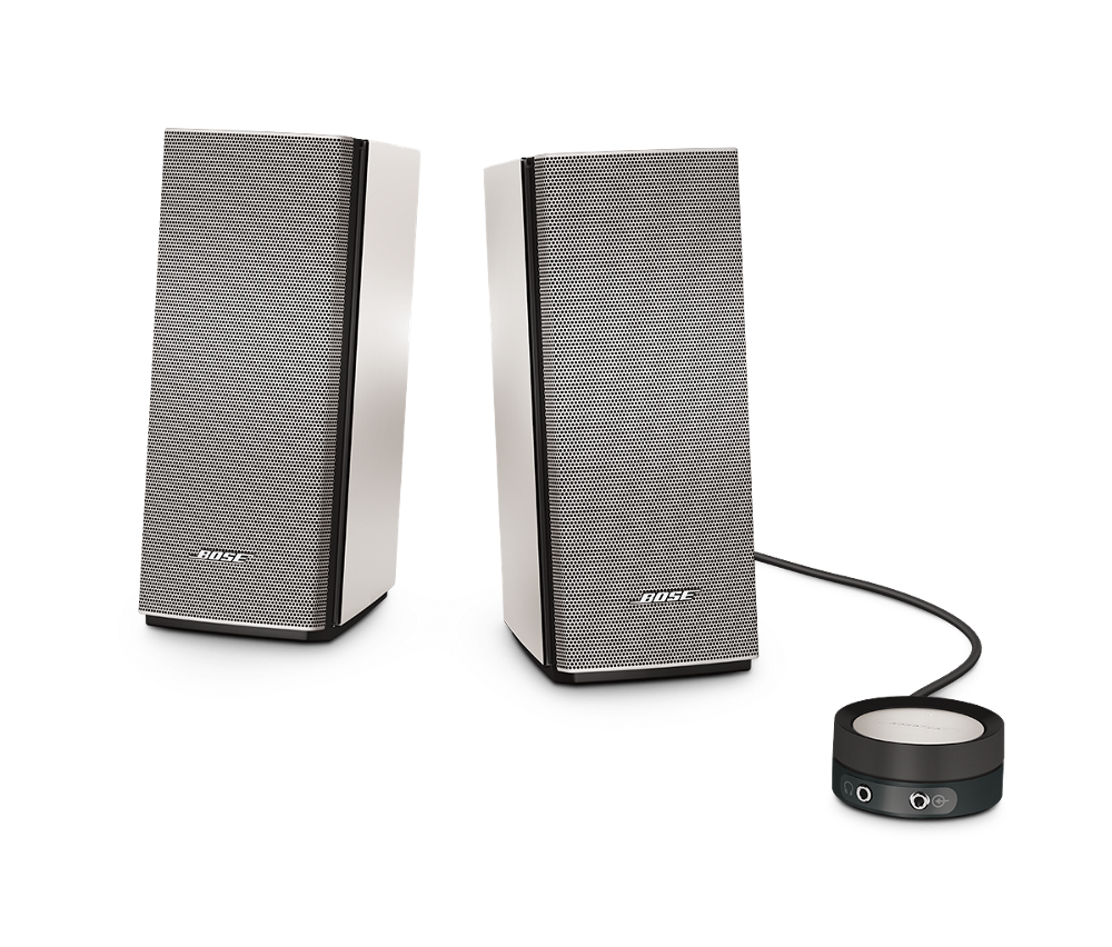 bose companion 50 multimedia speaker system. Black Bedroom Furniture Sets. Home Design Ideas