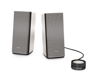 Companion 20 computer speakers