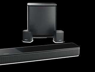 diffusori surround posteriori virtually invisible 300 wireless bose. Black Bedroom Furniture Sets. Home Design Ideas