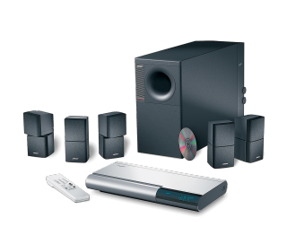 Lifestyle 25 Series II system - Bose Product SupportBose