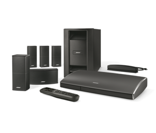 Lifestyle SoundTouch 525 system