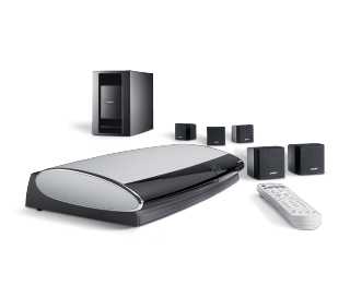 Lifestyle® 18 Series III DVD home entertainment system - Bose Product  SupportBose
