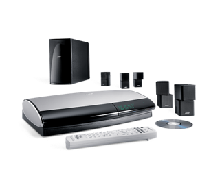 lifestyle 35 series ii dvd home entertainment system bose product support. Black Bedroom Furniture Sets. Home Design Ideas
