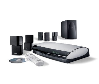 Lifestyle 38 DVD home entertainment system – Produkt-Support von Bose