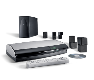 lifestyle 48 dvd home entertainment system bose product. Black Bedroom Furniture Sets. Home Design Ideas