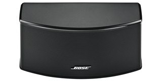 bose lifestyle 600. the center channel provides clear dialogue for movies and tv shows, plus pristine vocals from your favorite music. its horizontal design fits in well with bose lifestyle 600