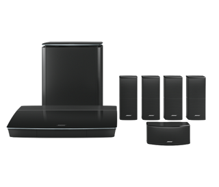 Bose Sound System >> Lifestyle 600 Home Entertainment System