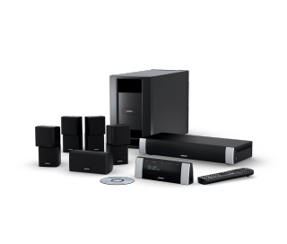 Lifestyle® V20 home theater system - Bose Product SupportBose
