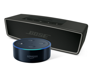 SoundLink Mini II with Amazon Echo Dot