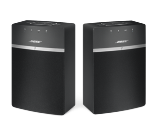 Pacchetto wireless base con 2 SoundTouch 10