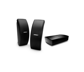 SoundTouch outdoor wireless system with 151 speakers