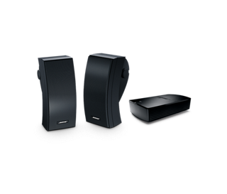 SoundTouch® outdoor wireless system with 251® speakers