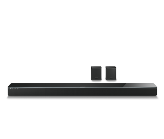 bose soundtouch 300 sound bar speakers black