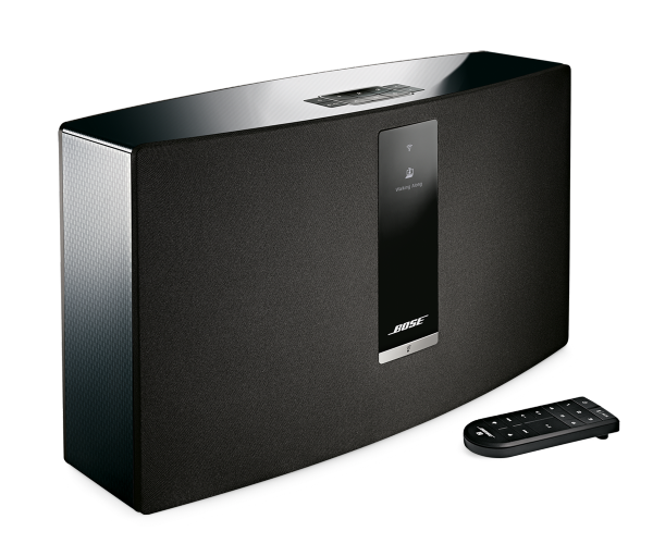enceinte sans fil soundtouch 20 bose. Black Bedroom Furniture Sets. Home Design Ideas