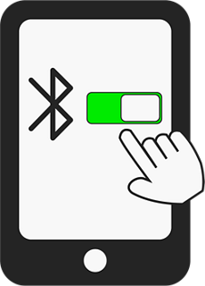 Pairing a Bluetooth enabled device using the SoundTouch app