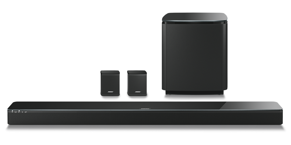 heidemannsound bose soundtouch 300 soundbar online kaufen. Black Bedroom Furniture Sets. Home Design Ideas