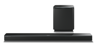 bose 130 soundtouch. premium glass top finish bose 130 soundtouch