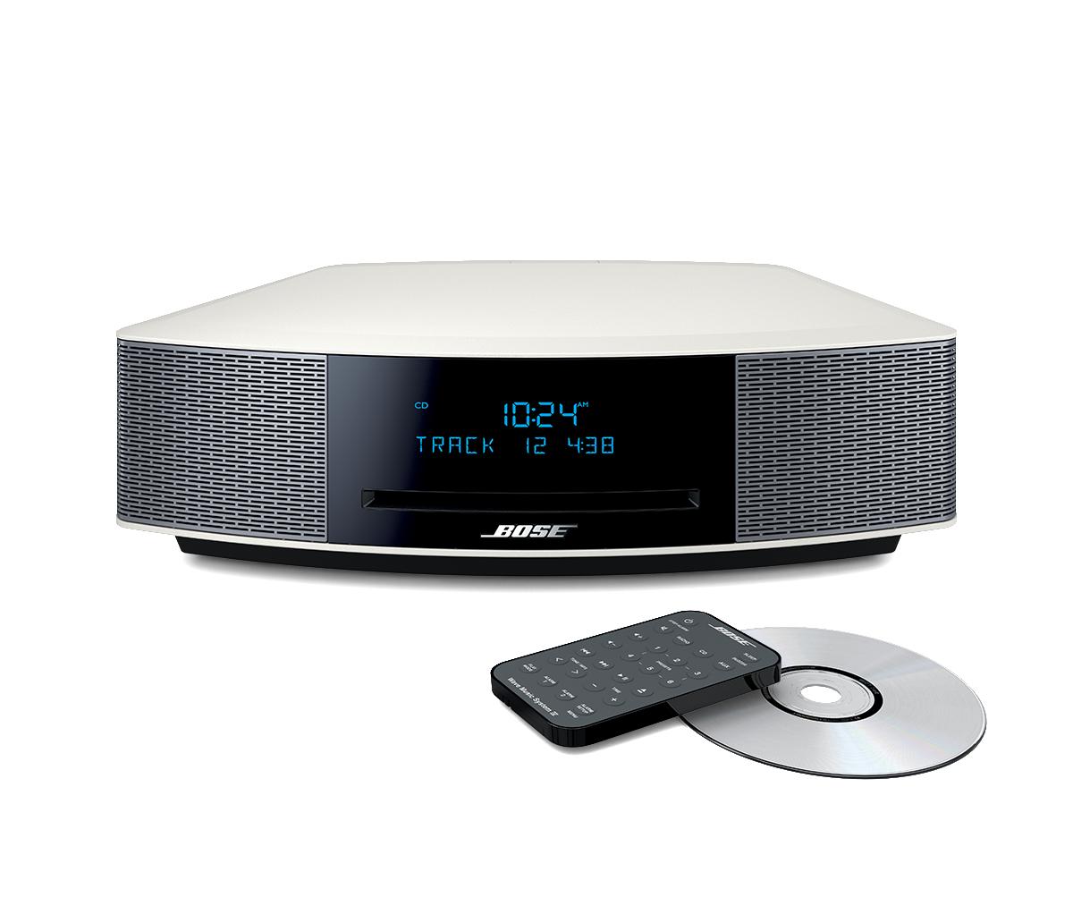 Bose Wave music system IV Arctic White