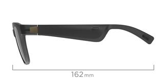 Alto M/L dimensions side view