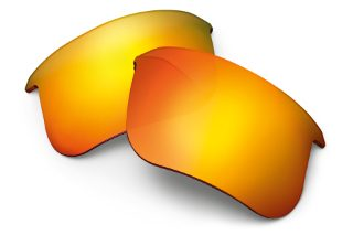 Tròng kính Road Orange