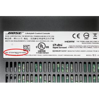 Check bose headphones serial number