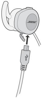Charging Your Headphones