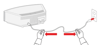 FM-tuner antenne aansluiting