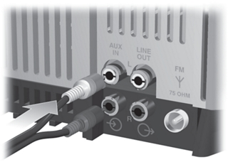 Connecting An Audio Video Device