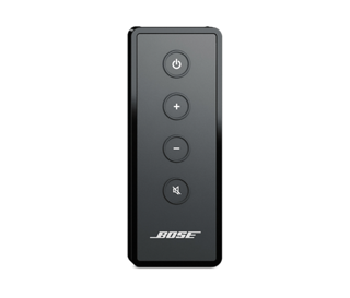 Solo TV sound system remote