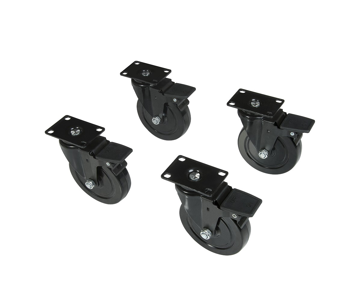 RMGSCK ground stack caster kit