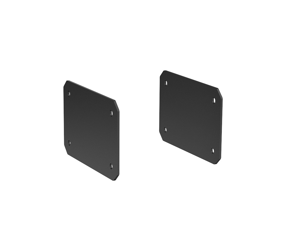 RMGSSB ground stack subwoofer brackets