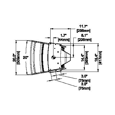 RoomMatch 20° vertical Loudspeaker | Bose Professional