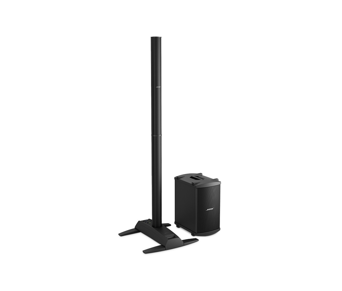 bose l1 model 1s system with b2 bass module. Black Bedroom Furniture Sets. Home Design Ideas