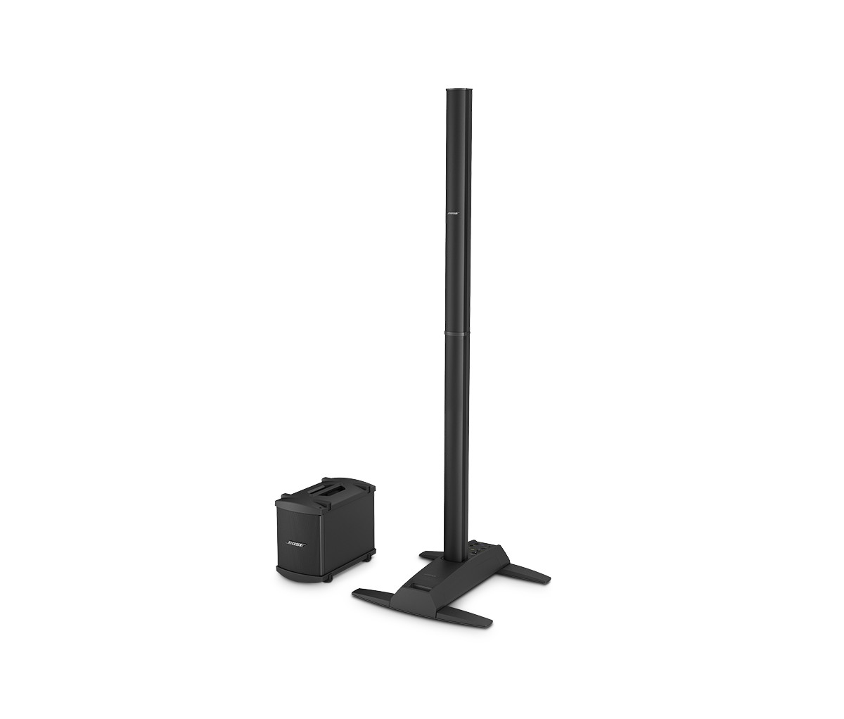 bose l1 model ii system with b1 bass. Black Bedroom Furniture Sets. Home Design Ideas