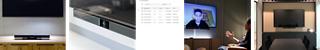 Bose Videobar collage